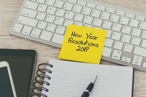 6 New Year's Resolutions For A Financially Improved You