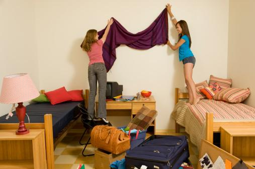 Decorating Your First Dorm Room On A Budget