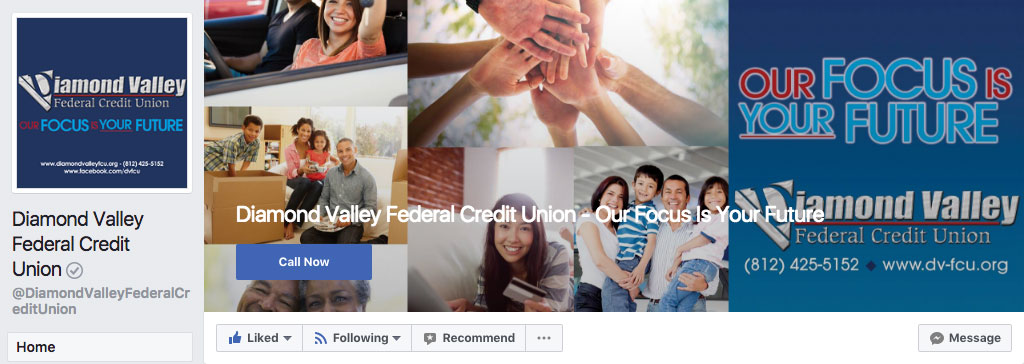 Diamond Valley Federal Credit Union Facebook