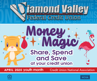 Youth Credit Union Month!