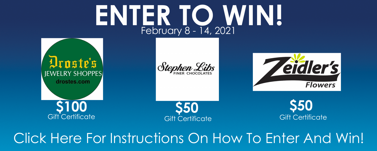 Enter To Win Now!