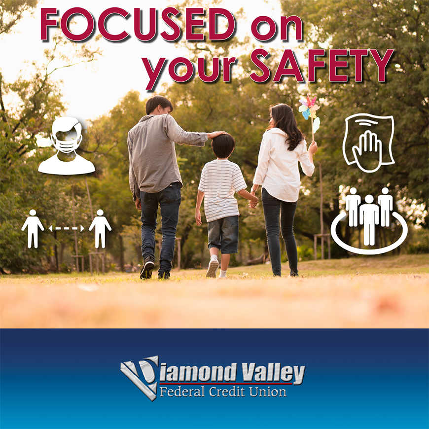 Focused On Your Safety