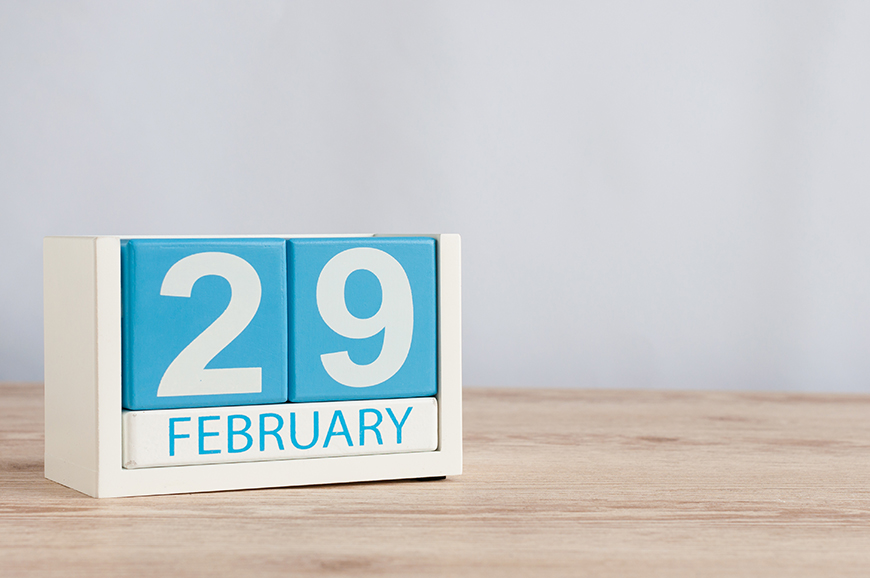 7 Fun Facts About Leap Years
