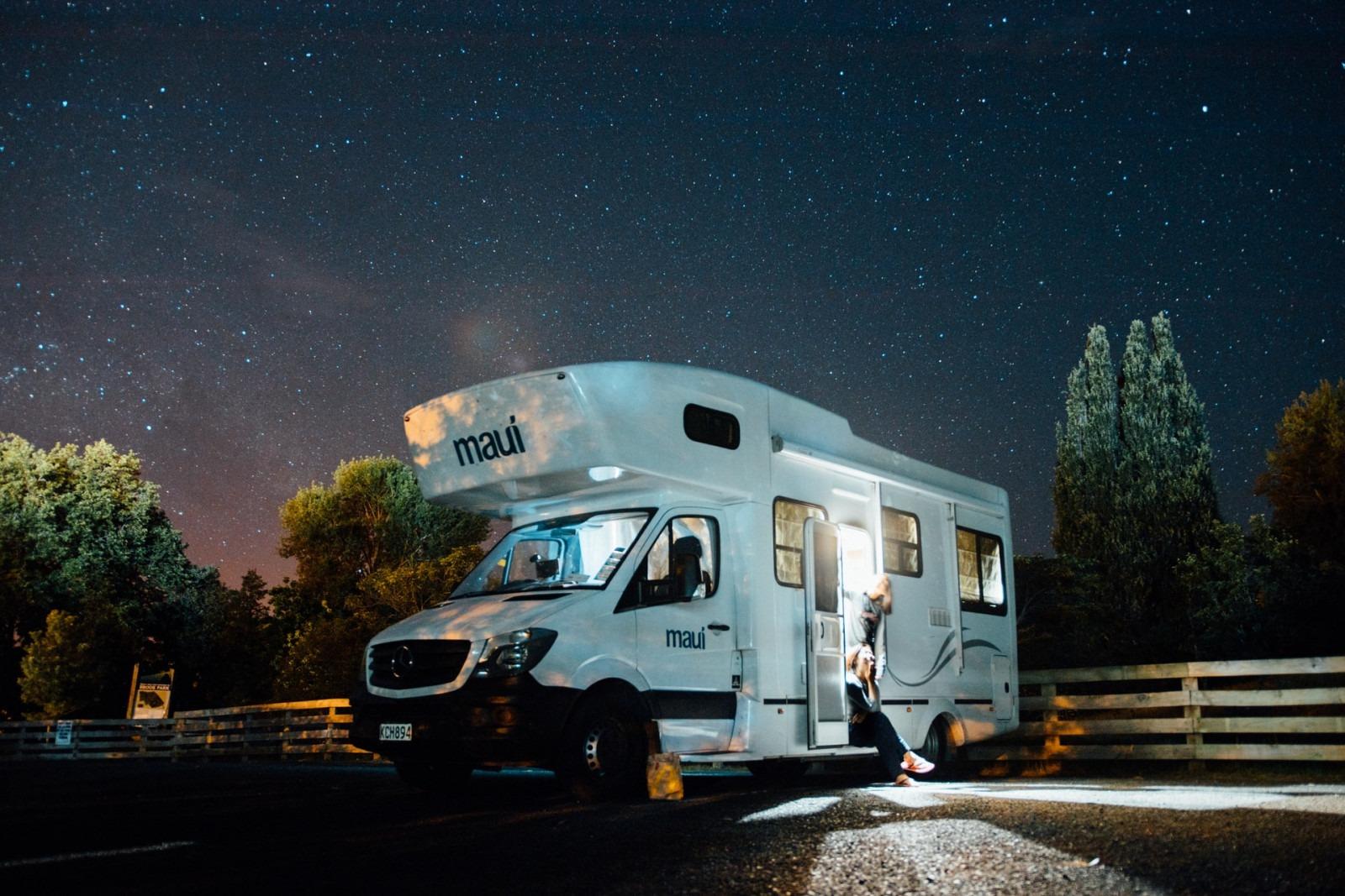 7 Reasons to Buy an RV or Campervan