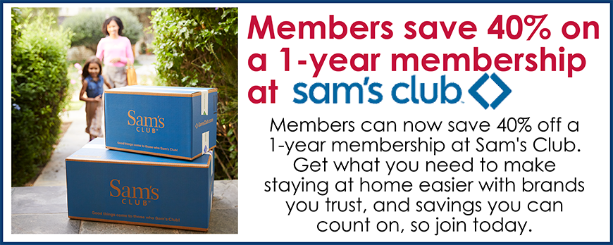 Sams Club Discount For Credit Union Members