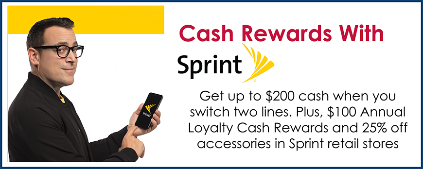 Sprint Rewards For Credit Union Members