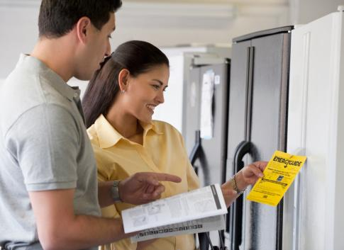 ENERGY SAVING TIPS – WHAT TO LOOK FOR WHEN BUYING NEW APPLIANCES