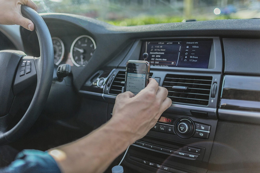 Syncing Your Phone To Your Car Can Put You At Risk