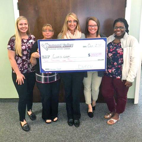 Hurricane Relief Fundraiser - Ross Center Branch